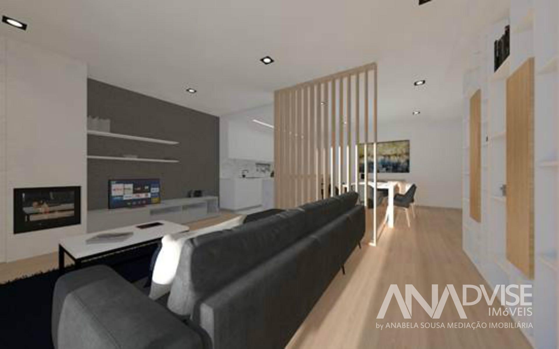 Appartement 2 Chambre(s), Viseu, Viseu